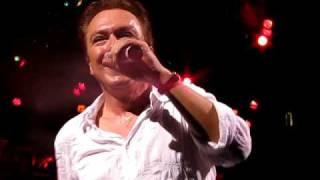 David Cassidy I Think I Love You NOV 2008 Epcot