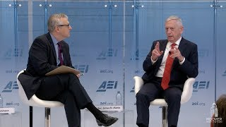 Defending the Nation With Secretary of Defense James Mattis