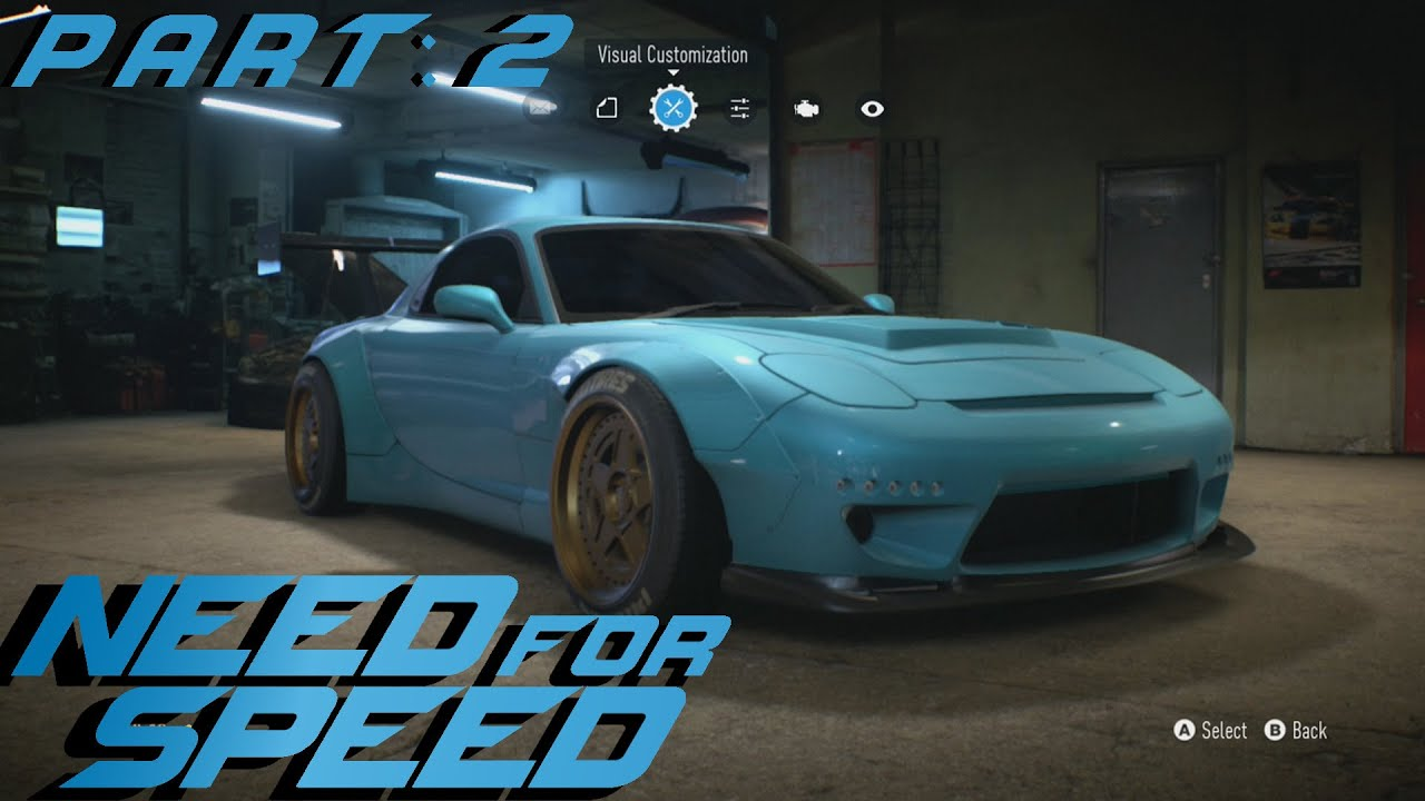 Need for Speed 2015 Part 2
