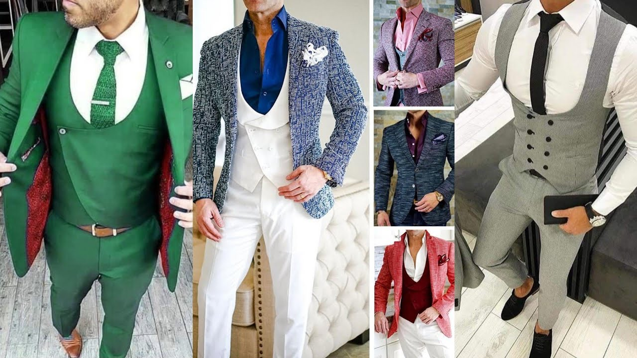 reputation first exceptional range of colors best sneakers New style 3 piece suits for man//New design coat pant suits for boys//2019  new fashion collection