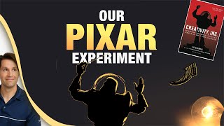How To Make Great Content | Our Creativity, Inc. (Pixar) Experiment