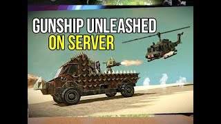 space Engineers - Gunship Attacks Server