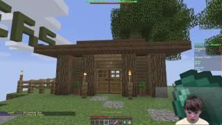 Finding A Glitch | Mineplex Minecraft Server Adventure EP-5 | Gaming With Tyler Davis