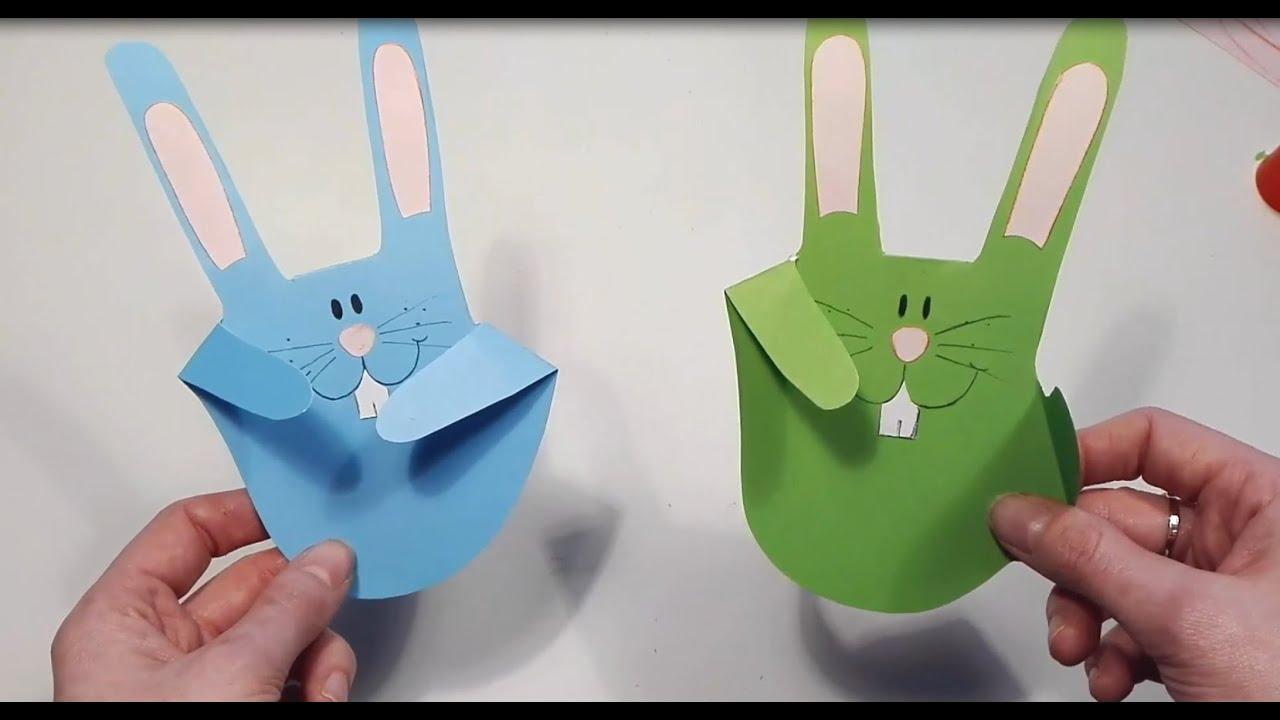 Картинки по запросу jak zrobić papier rukamiiz króliczka