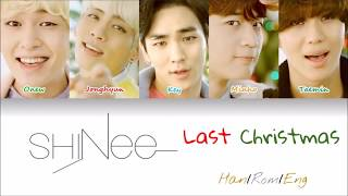 SHINee- Last Christmas Cover (Color-Coded Lyrics)