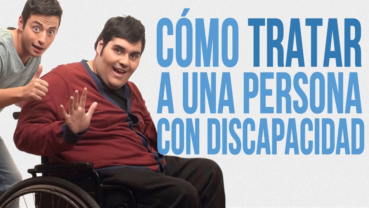 Cómo Tratar A Una Persona Con Discapacidad