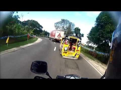 Cebu Philippines - Carcar to Barili