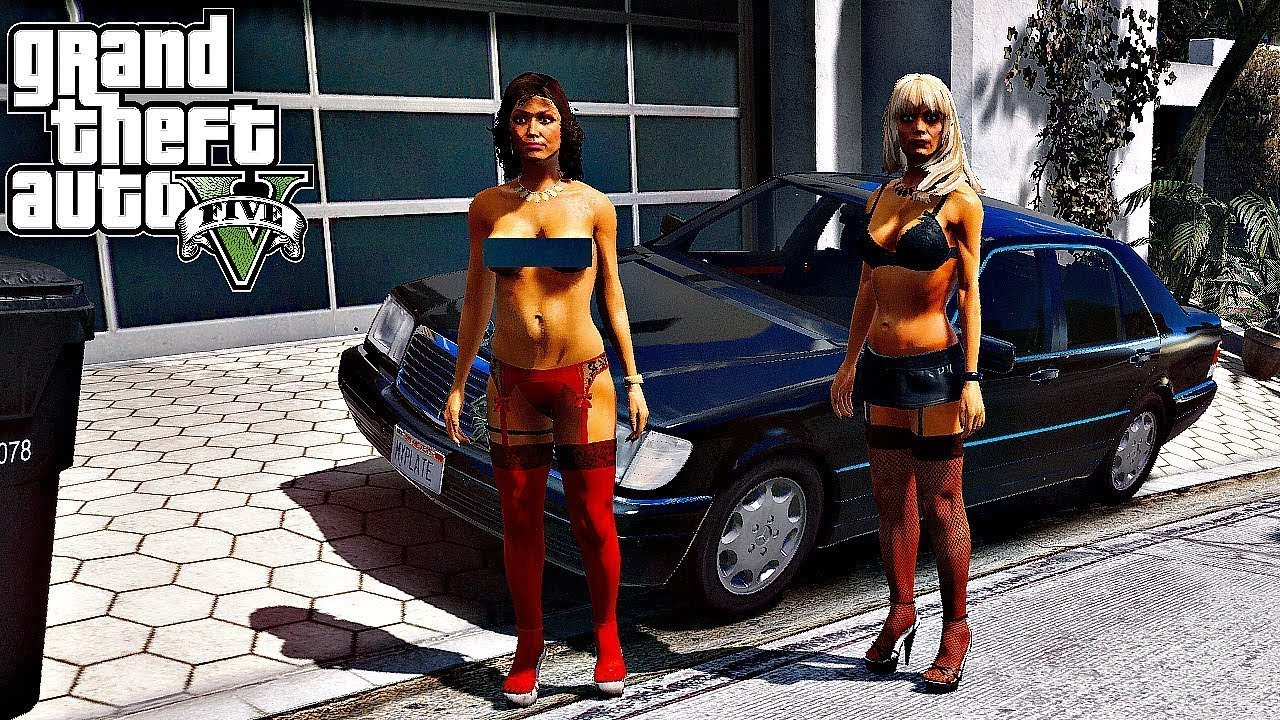 Prostitution In Grand Theft Auto