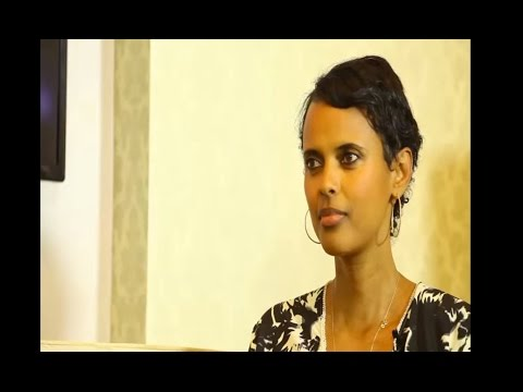 Jossy in Z House - Interview with Super Model Anna Getaneh