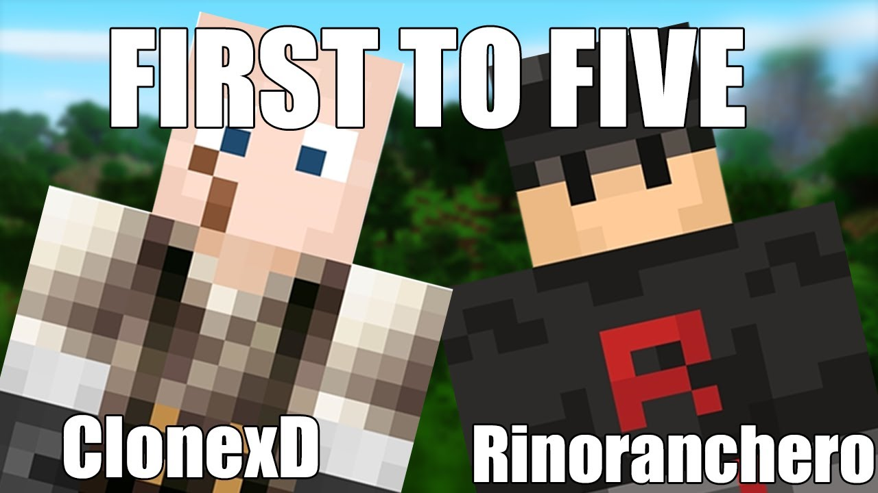 First to Five - Ep. 2 - Rinoranchero - First to Five - Ep. 2 - Rinoranchero