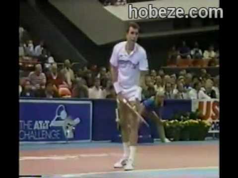 John McEnroe Worst Tennis Tantrums