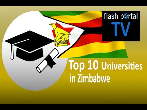 Top 10 Universities in Zimbabwe