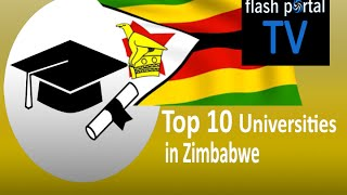 Top 10 Universities - Top 10 Universities in Zimbabwe