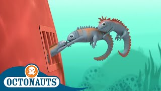 Octonauts - Getting Out of Trouble | Cartoons for Kids | Underwater Sea Education