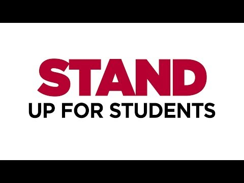 Stand Up For Students - ENSA Student Elections 2018
