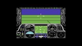 Gunship - Commodore 64