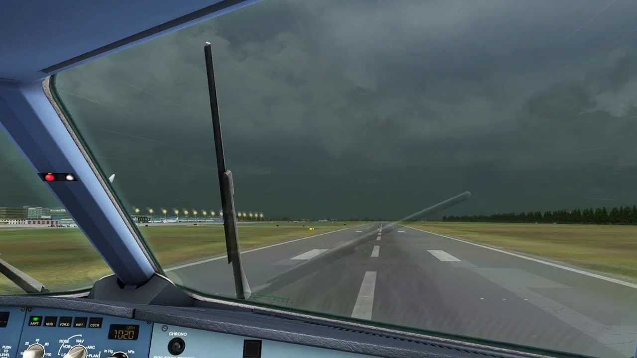 fsx fs global real weather airbus extended bad weather landing youtube. Black Bedroom Furniture Sets. Home Design Ideas