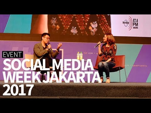 Social Media Week Jakarta 2017 - Language and The Machine
