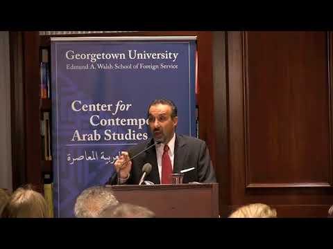 Mehran Kamrava Book Talk-Qatar: Small State, Big Politics December 2013