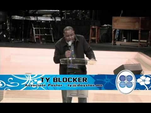 Pastor Appreciation Day - Sermon - Pastor Ty