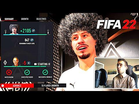 ICH TESTE NEUE FIFA 22 SPIELERKARRIERE !!! 🆕🔍 FIFA 22 Beta Gameplay