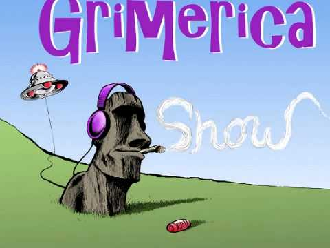 "Dan Carlin, of ""Hardcore History"" and ""Common Sense"" podcasts is in Grimerica"