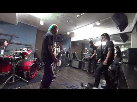 LIFE (Crust Japan) Rehearsed @Rinky Dink Studio / Nakano-Ku / Tokyo / June 2014