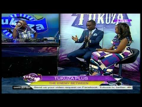 Tukuza Plus With Founder Of Naked Truth Robert Burale