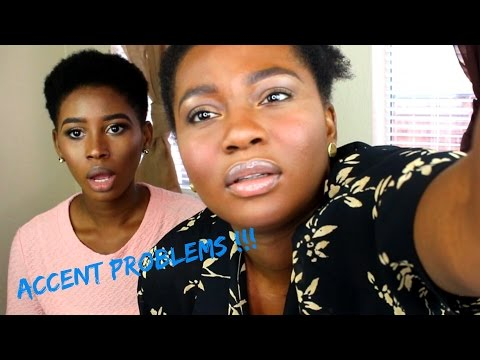 Nigerian Accent Wahala (problem) challenges In America, USA!!