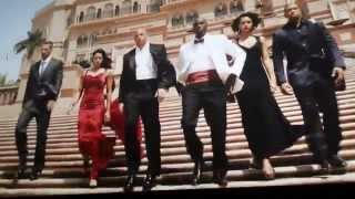 Fast 7 ABOU DUBAI Part 1 Scene