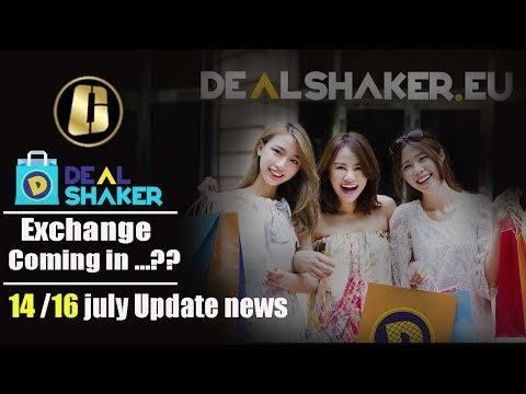 onecoin-ii-exchange-&-dealshaker-ii-update