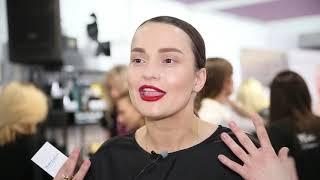 Красота волос лица и ногтей Обзор новинок на стенде Makeuplab Выставка Интерстиль 2019