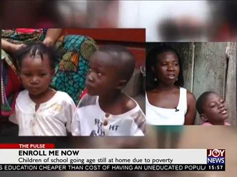 First day at school - The Pulse on JoyNews (12-9-17)