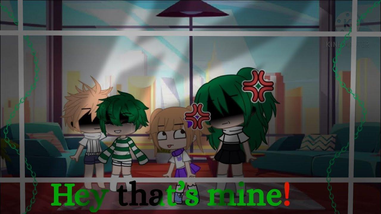 Download Hey that's mine! Bakudeku... Gacha club!