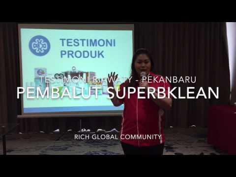 Testimoni Superbklean Longrich Pekanbaru
