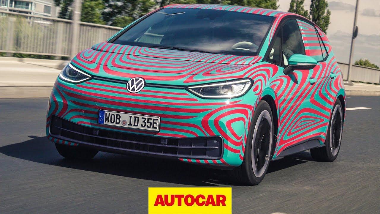 2020 Volkswagen ID 3 driven | Will VW's EV change the world? | Autocar