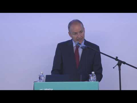 IUA Future of Ireland Event with Micheál Martin