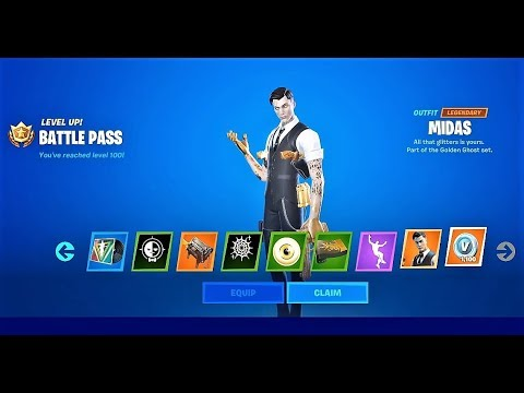 *GLITCH* How To Get MAX Tiers (Tier 100) In Fortnite Chapter 2 Season 2 For FREE!! - Max Battle Pass