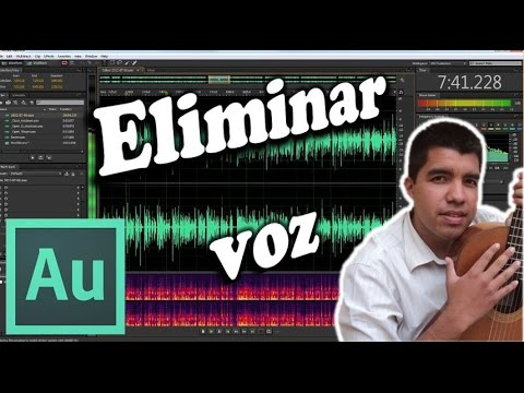 how to make a song instrumental on adobe audition