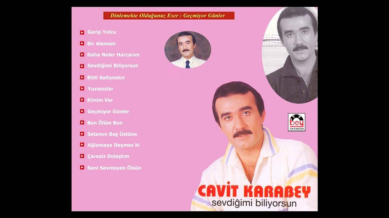 Geçmiyor Günler - Cavit Karabey
