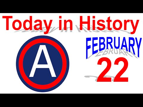 Day in History: February 22
