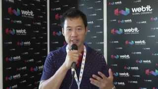 Justin Kan, Twitch / Justin.TV / Ycombinator | Global Webit Congress 2014