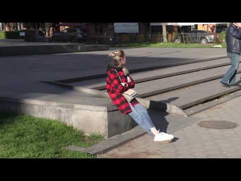 Yerevan, 13.04.20, Mo, 19-rd Or, Mashtotsic Kaskad, Video-1.