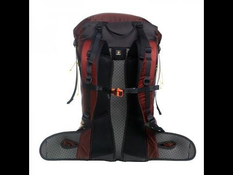 49a75228e0e16 Pajak Sport XC3 - ultraligt backpack - YouTube
