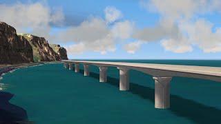 Clip de présentation du chantier Viaduc