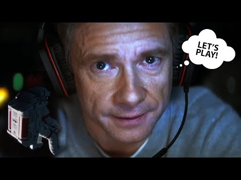 Vodafone's Ultimate Speed Campaign Starring Martin Freeman is Out of This World!