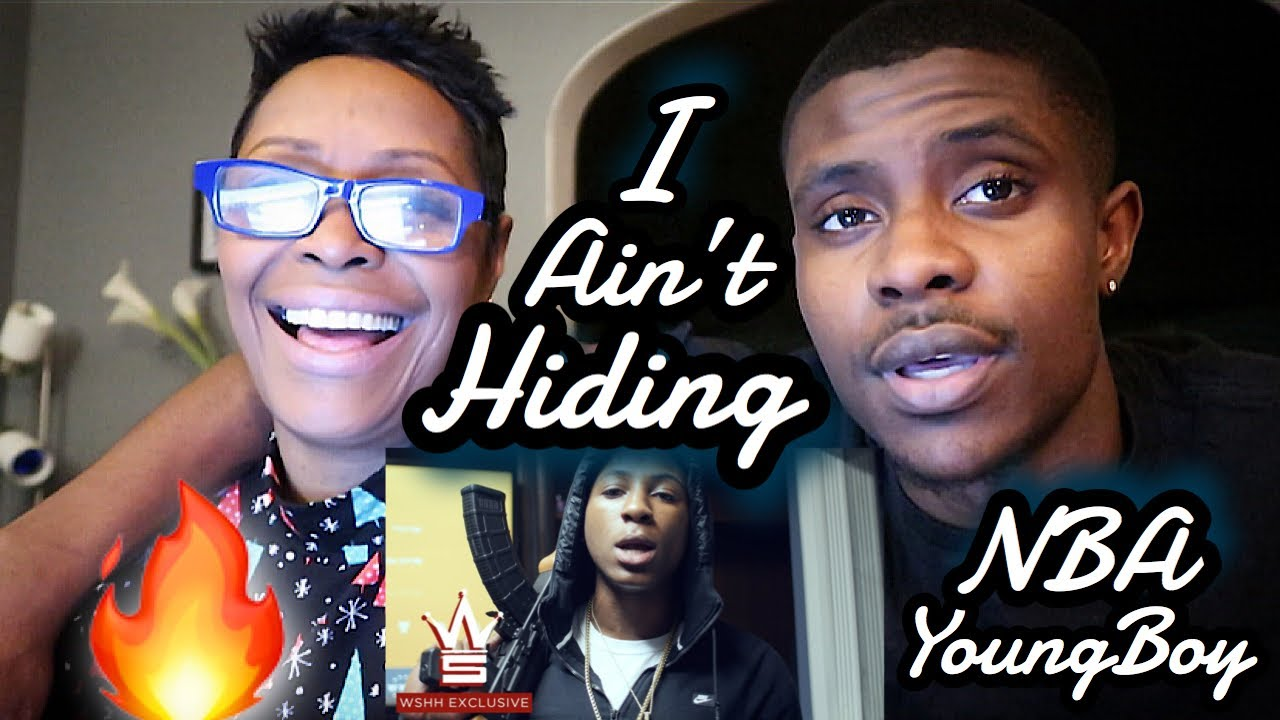 """Download NBA Youngboy """"I Ain't Hiding"""" (WSHH Exclusive - Official Music Video) """"MOM REACTS"""""""