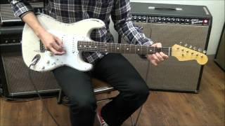 Video MJT Aged guitar 1P Swamp Ash S-Type White Blonde download MP3, 3GP, MP4, WEBM, AVI, FLV Juni 2018