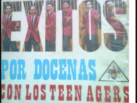 Los Teen Agers - Colombia Baila Con Los Teen Agers