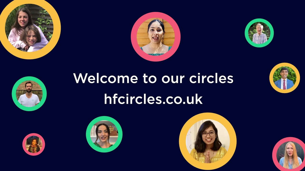 Welcome to our circles!